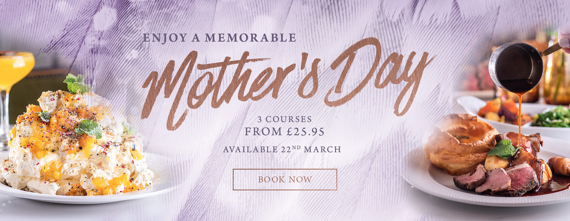 Mother's Day 2019 at The Plough Inn