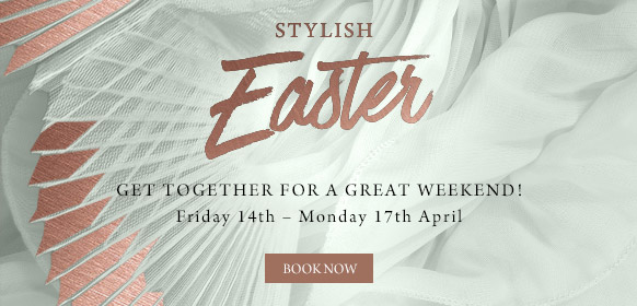 Stylish Easter at The Plough Inn - Book now